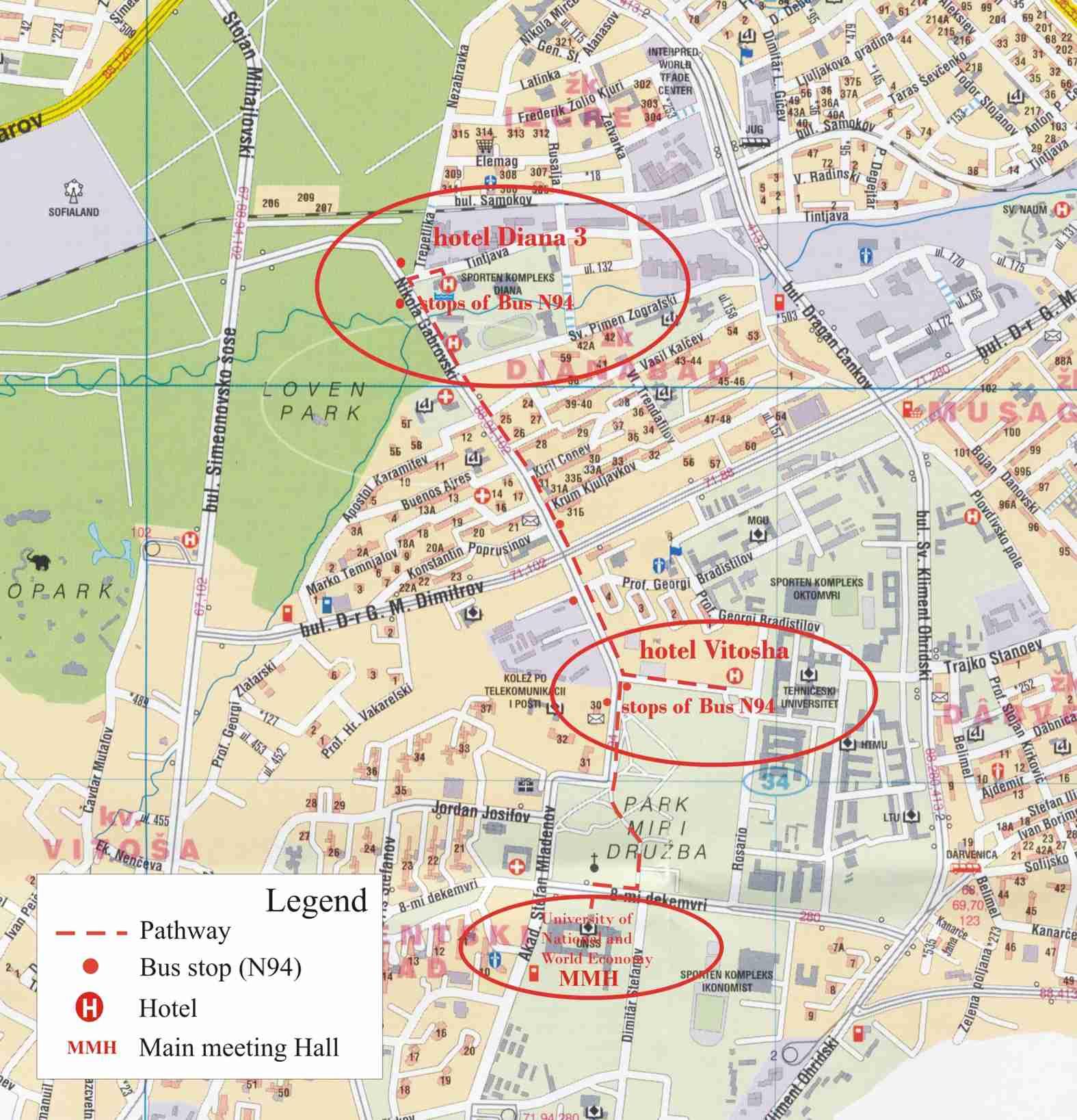 map park bio skanderborg